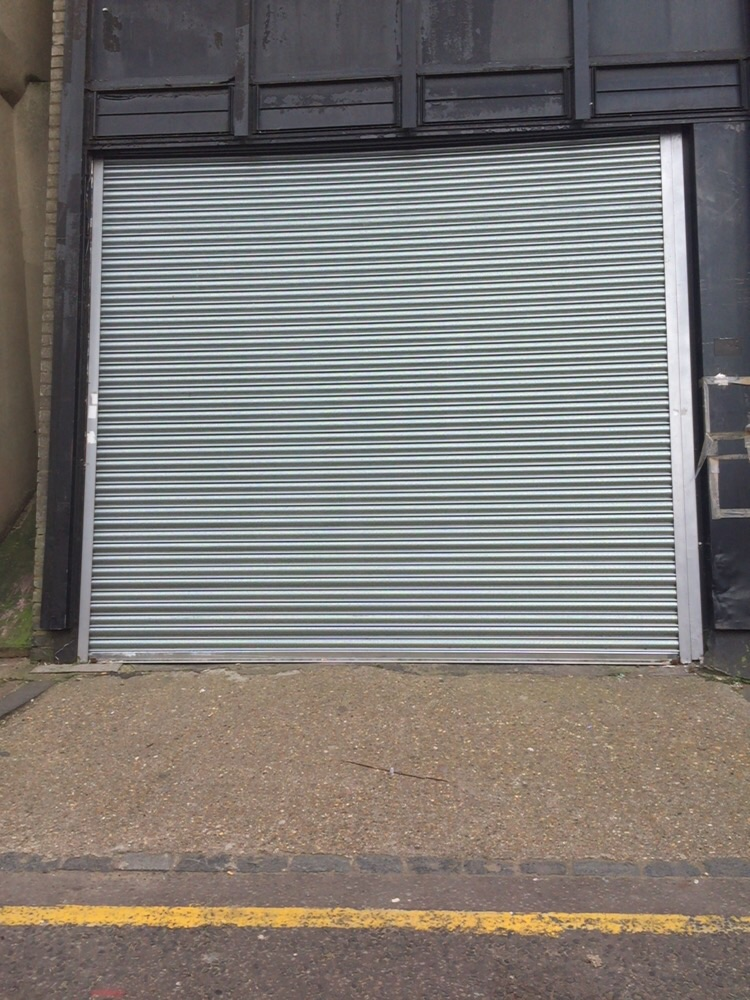 Roller shutter repair east London