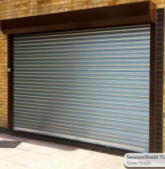 Security Shutter Repair London